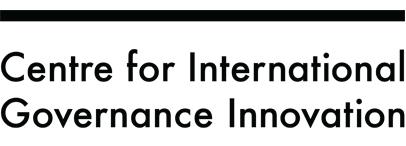 Centre for International Governance Innovation